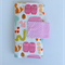 Nappy Diaper Clutch Bag Pink Animals with Pink Spots