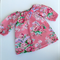 Stunning Rose Floral Long Sleeve Dress - Baby, Toddler, Girl