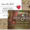 Digital Wedding Invitation - 'A Magical Day'