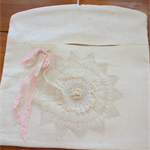 ANYTHING GOES......linen bag for  all  you want to keep safe.....