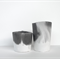 Concrete Duo Candle Holders - Two Tone