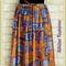 Wide leg palazzo casual silk bohemian boho beach hippie tribal fusion pants