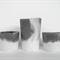Concrete Trio - Three Candle Holders - Two Tone