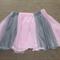 Pink and grey tutu