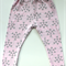 Pink arrow baby leggings