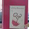 Baby Shower Handmade Card