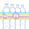 Personalised wedding kids childrens birthday party water bottle labels stickers