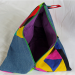 Large Pyramid Pouch