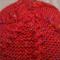 Makadie hat - red