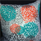 Indoor/Outdoor  Pacific Blooms Cushion