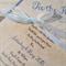 Tie the Knot - Wedding Invitations
