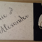 Handcrafted Invitation - Natural look
