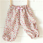 tiny blooms | baby girl play pants | harems | gift