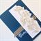 Sympathy Card - Deep Sea Blue