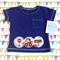 Size 00 Boys Navy Appliqued Digger Tshirt