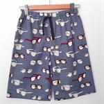 Shorts - Retro Sunnies - Navy - Red - Glasses - Boys