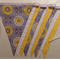 Yellow Bunting Flags