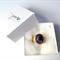 Sugilite 24k Gold Plated Adjustable Ring
