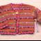 18 months Crochet Baby Cardigan