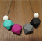 Silicone Teething Necklace (Vibrant Colors)