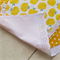Kids Apron Pretty in Yellow - girls lined kitchen/craft/play - apples & spots