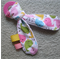 Baby Teether Toy - Spring Bird / Minky
