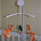 Fox Theme Baby Mobile - Available in Custom Colours (made to order)