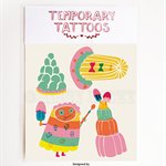 Temporary Tattoos Jellicious Land, Jelly, Fake Tattoos, Party Favor Bag, For Fun