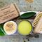 Gardener Gift, Gardeners Hand Balm Soap Set: Handmade. Natural. Healing Balm
