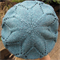 Slouchy Beret Teal Green