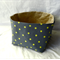 Reversible Fabric Storage Tub