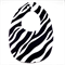BUY 3 GET 4th FREE Zebra Print Bib