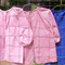 Made to order large smock for age 9-12, Grades 3 to 6.
