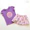 Pretty Little Cupcake Skirt and T-shirt Set - Size 1