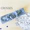 Crosses Topknot Headband