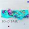 Boho Babe Knit Topknot Headband