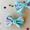 LIKE A UNICORN Bow Clip