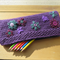 Knitted Pencil Case -