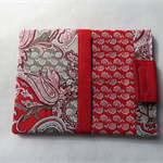 Ipad Cover Red/Grey/White