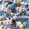 Shopkins Birthday Elastic Hair Ties Bracelets Party Favors Giveaways Loot Bags