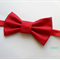 Classic Red bow stretch headband