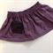 Violet twirly skirt size 00