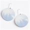 Photographic Earrings - Peruvian Mountains