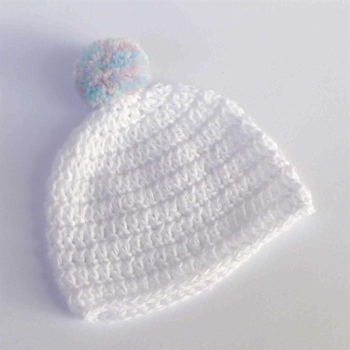 7e0c219c46f preemie crochet beanie