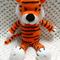Tiger, crochet toy, boy gift