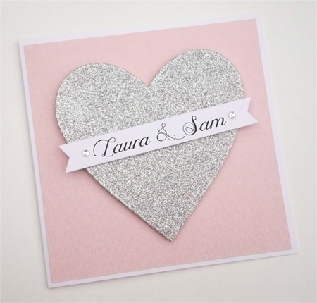Personalised Wedding/Engagement Card