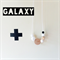 WHITE GALAXY Necklace