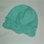 PURE WOOL BABIES HAT