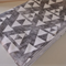Changing Pad - Waterproof and Washable Mat - Spoonflower Design Triangles