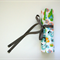 Crochet Hook Roll 7 inch (17cm) - Mermaid Crochet Hook Organizer Fold Over Top